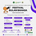 Festival Bahasa 2021