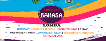 TINGKATKAN LITERASI DALAM FESTIVAL BAHASA