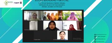 UPT Pusat Bahasa Bersinergi ditengah Pandemi